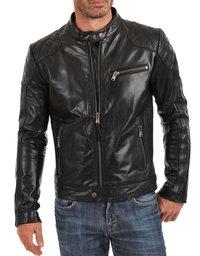 Leather Biker Black Jackets