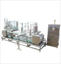 Linear Curd Filling & Sealing Machine (Model No.: Lf 5)