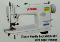 Single Needle Lockstitch Machine With Edge Trimmer (Fp5200)