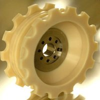 Cast Nylon Sprocket Automation Purpose