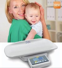 Elegantly Shaped Baby Scale