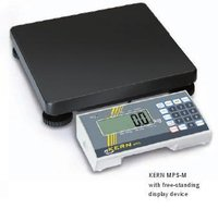 Personal Floor Scale With Stand (Kern Mps-M)