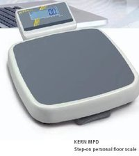 Step-On Personal Floor Scale (Kern Mpd)