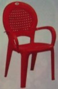 Attractive Red Plastic Chair