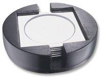 Arttdinox Stainless Steel Deco - Coaster Set