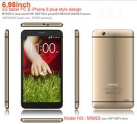 6.98 Inch 3g Tablet Pc (M668q M668d)