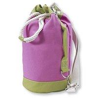 Natural Jute Modern Duffle Carry Bags (K69-J)