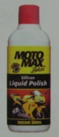 Silicone Liquid Car Polish