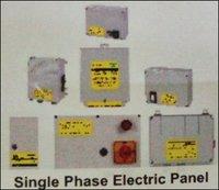 New Generation Single Phase Electric Panel