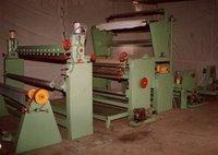 Fabric And Pvc Film Lamination Machine