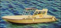 Attractive Frp Boat