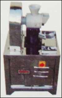 Dry Fruit Tukda Machine with SS Stand