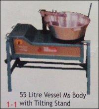 Milk Khova (Mava) Machine with 55 Litre Vessel