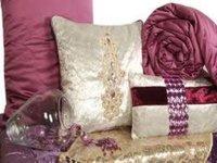 Cushions and Duvet