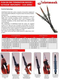 Power Cable Joint And Cable Accesories