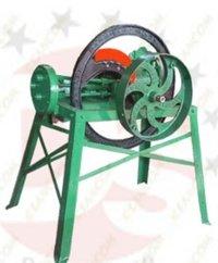 Steel Geared Power Driven Chaff Cutter