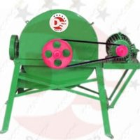 Steel Geared Power Driven Chaff Cutter with Downward Blower