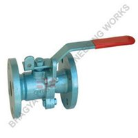Cast Iron Flanged Ball Valves