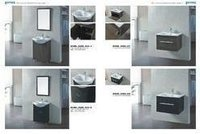 Plywood Designer Bathroom Vanity Cabinet