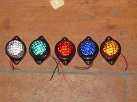 Pvc Magic Light Ball Type