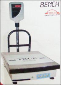 Bench Table Top Weighing Machine