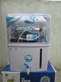 Quench Hygiene Reverse Osmosis Water Purifier