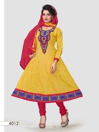 Unstiched Suit Fabrics (Shringar 40012)