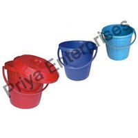 Plastic Handle Buckets