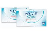 Clear Contact Lenses