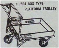 Box Type Platform Trolley (HI/804)