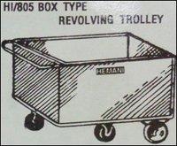 Box Type Revolving Trolley (HI/805)