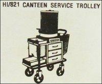 Canteen Service Trolley (HI/821)