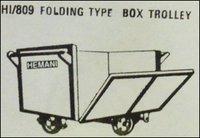 Folding Type Box Trolley (HI/809)