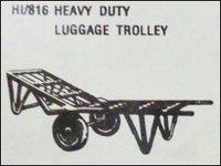 Heavy Duty Luggage Trolley (HI/816)