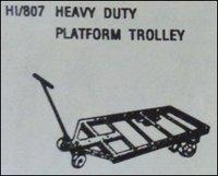 Heavy Duty Platform Trolley (HI/807)