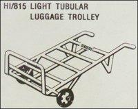 Light Tubular Luggage Trolley (HI/815)