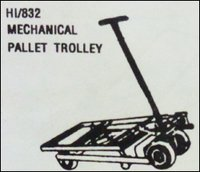 Mechanical Pallet Trolley (HI/832)
