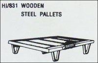 Wooden Steel Pallets (HI/831)