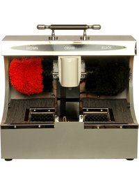 Shoe Shining Machines (M/C With Sole Cleaner Ad 130)