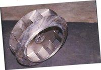 Titanium Blower Impeller