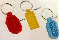Plastic Keychains