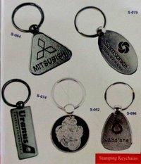 Stamping Key Chain