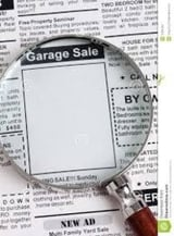 Classified Advertising Service