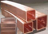 Copper Mould Tubes For Ccm