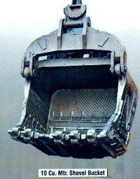 Shovel Buckets (10 Cu. Mtr.)