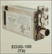 Optical Converter Eo3g-100 (Tx)