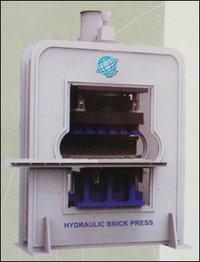 Hydraulic Brick Press