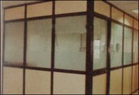 Partition And Curtain Glazing