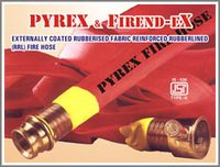 Pyrex Rrl Fire Delivery Hose With Outer Coating Cover