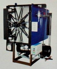 Steri High Pressure High Vacuum Horizontal Rectangular Steam Sterilizer